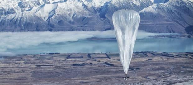 Astro Teller, los globos de helio de Google