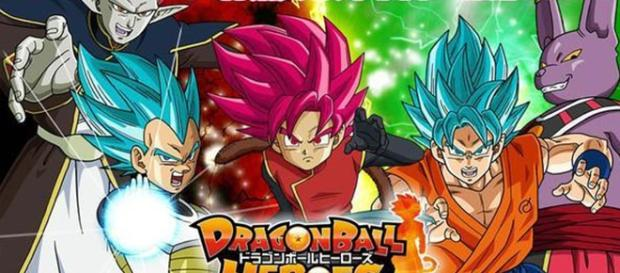 Beat Super Saiyan God junto a Goku y Vegeta SSGSS