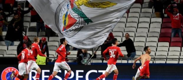 Benfica e Javi Garcia podem se juntar novamente