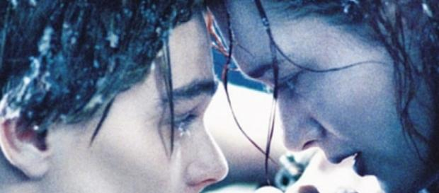 "Jack y Rose, película ""Titanic"" 1997"