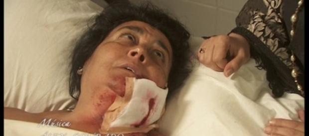 La morte di Bernarda per mano di Francisca