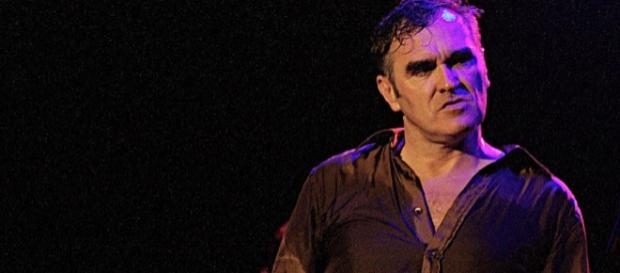 Morrissey annoyed by burger industry 'link'