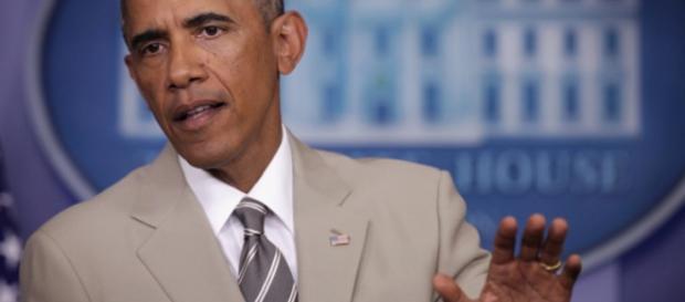 President Barack Obama (Credit White House)