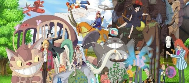 Todas las películas de los estudios Ghibli