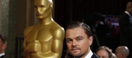Leonardo Di Caprio e la premiazione degli Oscar