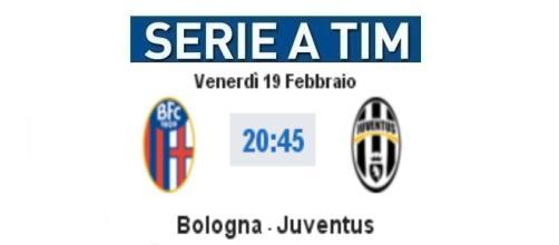 Bologna-Juventus in diretta su BlastingNews