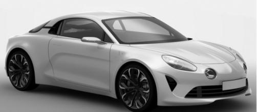 Ecco la nuova Renault Alpine 2017