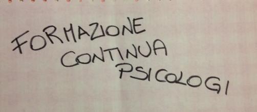 Formazione continua degli psicologi