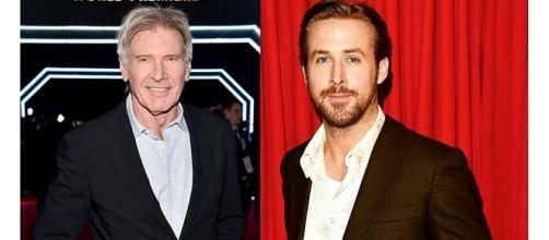 Harrison Ford, Ryan Gosling - Blade Runner 2 Stars