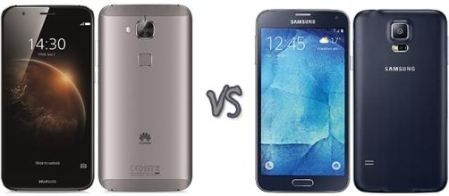 Huawei G8 vs Samsung Galaxy S5 Neo