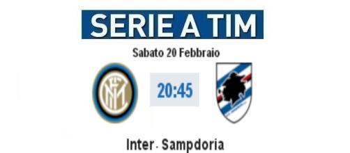 Inter-Sampdoria in diretta su BlastingNews
