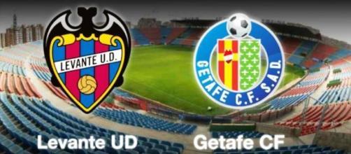 LIVE Levante – Getafe venerdì 19/2 ore 20:30