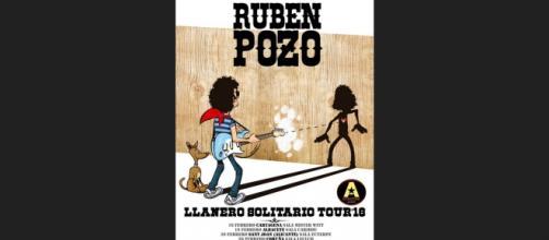 """""""LLanero Solitarior Tour' 16""""."""