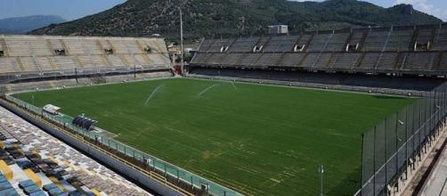"Lo Stadio Comunale ""Arechi"" - Salerno"