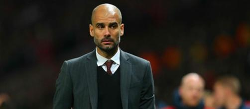 Pep Guardiola: Soon to be in Manchester