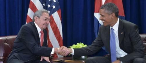 Raul Castro e Barack Obama: fine dell'embargo?