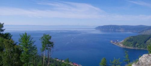 Ufo: avvistamento sul lago Baikal in Russia