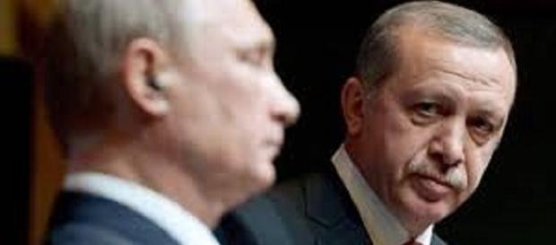 Crescono le tensioni tra Putin ed Erdogan