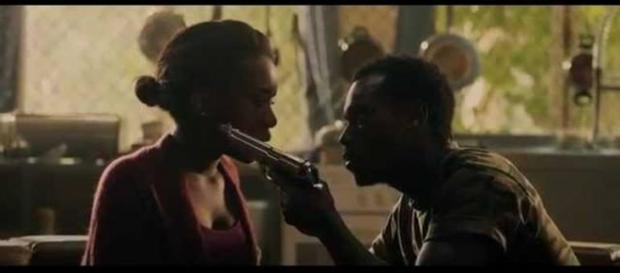 Escena de 'Black', película belga social.
