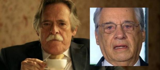 José de Abreu e Fernando Henrique Cardoso