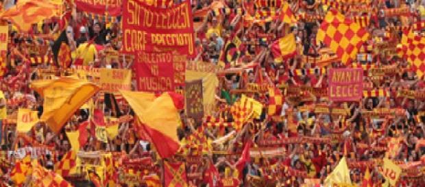Previsto il pienone per Lecce- Foggia.