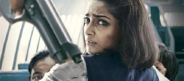 """Sonam at her best in """"Neerja"""" (Wikipedia)"""
