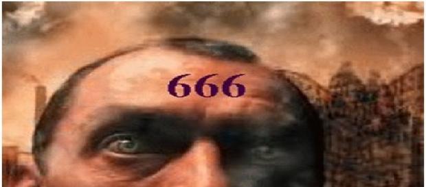 Su número es el seiscientos sesenta y seis