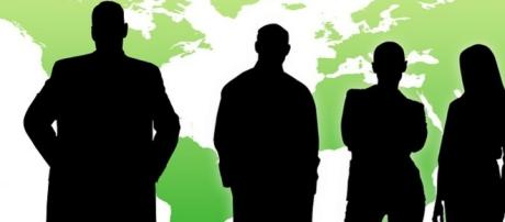 Attuned entrepreneurs with Business in the world