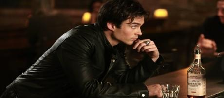 Damon Salvatore is trapped in his own hell