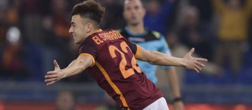 El Shaarawy, gol all'esordio con la Roma