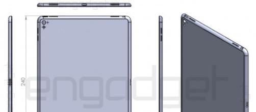 Filtración de Engadget referente al iPad Air 3