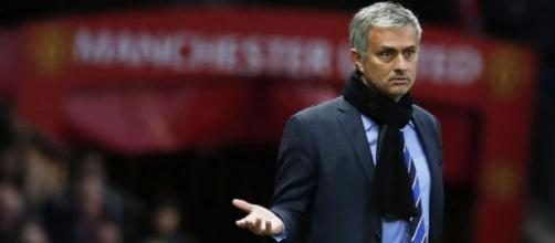José Mourinho não vai para o United