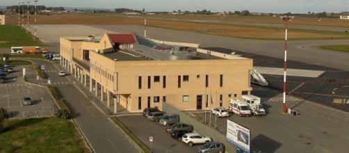 L'aeroporto di Sant'Anna - Crotone.