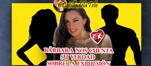 La verdad sobre la expulsión de Bárbara