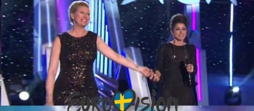 Objetivo Eurovisión; gala, Barei, anoche
