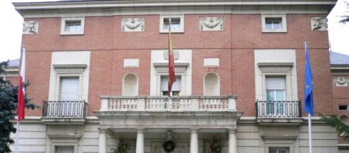 Palacio de la Moncloa/Antonio Dominguez Prado