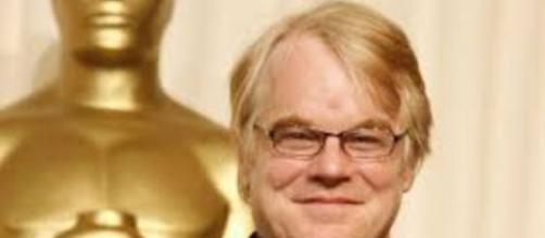 Philip Seymour Hoffman alla consegna degli Oscar