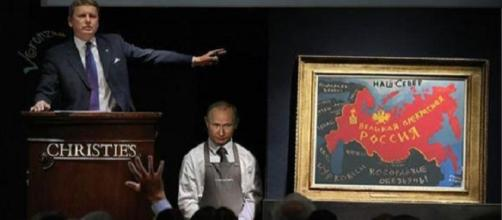 Rusia está en venta pero no para todos