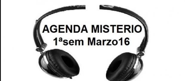 1ªsem Marzo 2016 - Agenda Misterio
