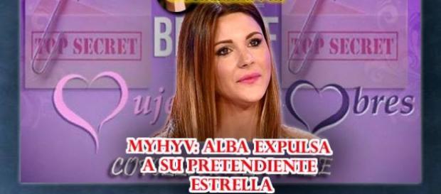 Alba, tronista de Mujeres y Hombres y Viceversa