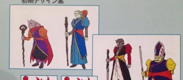 Boceto revelado de Xenoverse 6