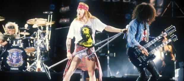 Guns N' Roses 19 de Abril en el Foro Sol