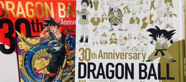 Imagen del Story Book oficial de la serie