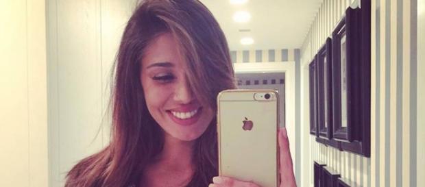 La showgirl argentina Belen Rodriguez