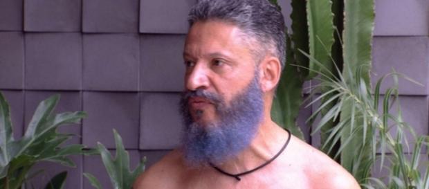 Laércio quer sair do BBB - Foto/Reprodução: Globo