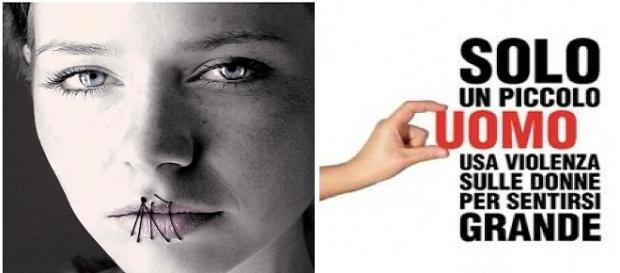 Manifesto contro la violenza sulle donne