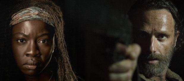 Michonne può essere la donna giusta per Rick?