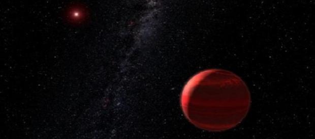 Nuevo sistema solar en la constelación de Octans