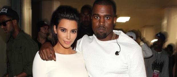 Saint é o segundo filho do casal Kardashian-West