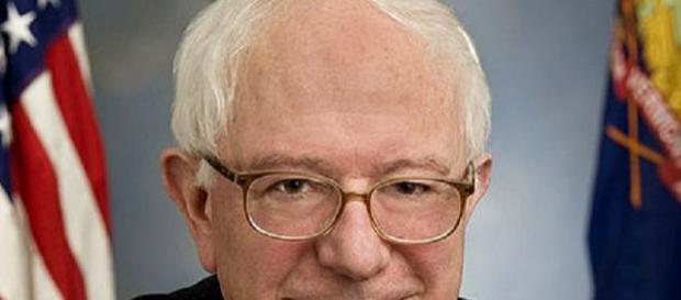 Sen Bernie Sanders (credit United States Senate)